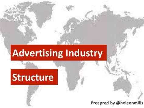 advertising age advertising agency marketing industry the structure of advertising agencies