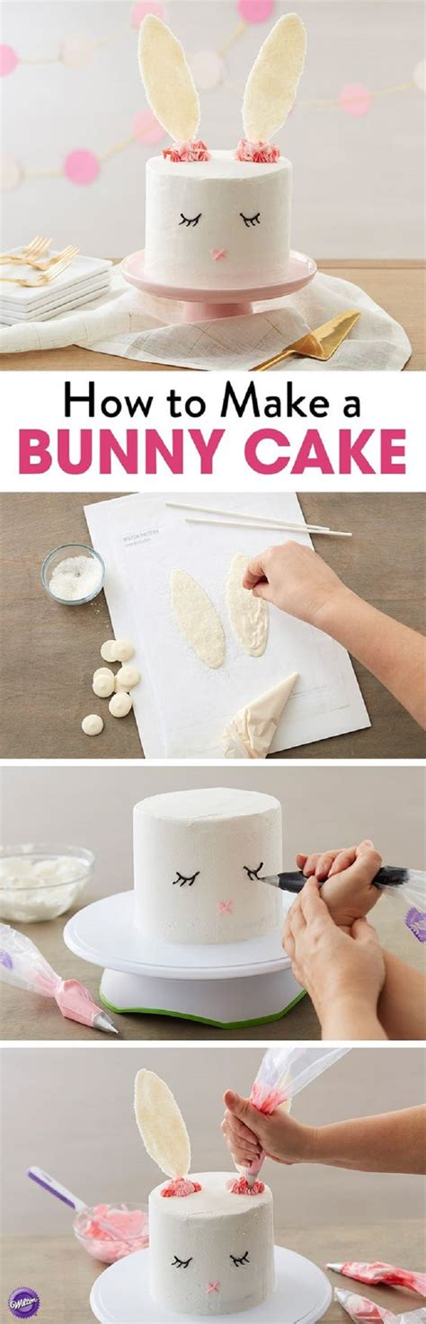 how to make a bunny cake 12 easter cakes that ll impress anyone on the dinner table