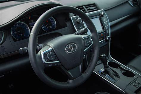 2015 Toyota Interior Image 2015 Toyota Camry Xle Interior