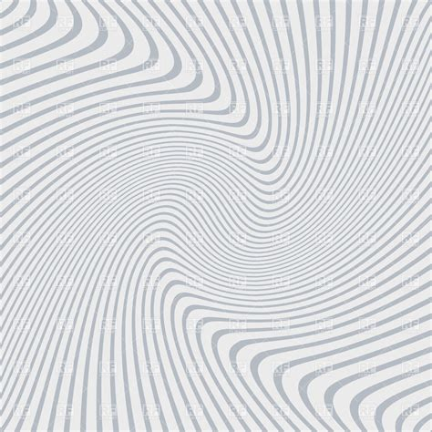 pattern line vector pattern with swirl of distorted lines vector image 33168