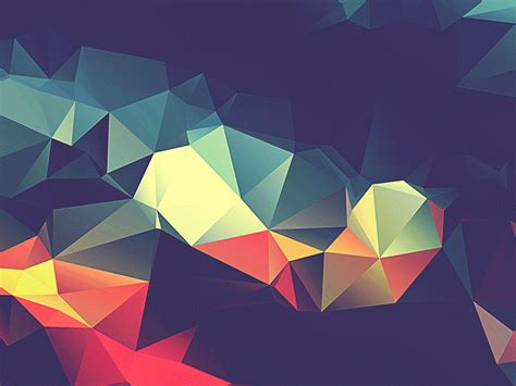 polygonal  poly background textures  rounded