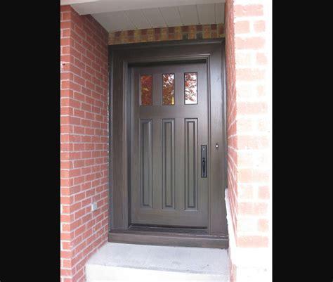 Single Exterior Doors Exterior Doors Single Entry Doors Amberwood Doors Inc