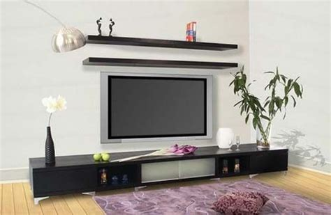 Tv Unit Designs For Living Room by 4 Decorative Tv Stand Design Ideas Interior Design