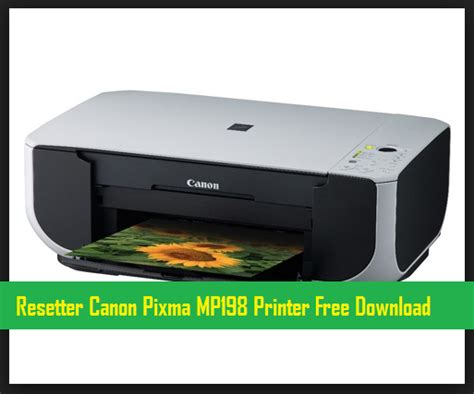 free download resetter mp 198 how to resetter mp198 canon pixma printer step by step guide