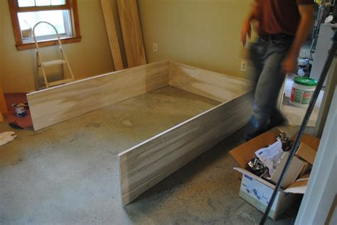 home made murphy bed plans diy murphy bed the owner builder network