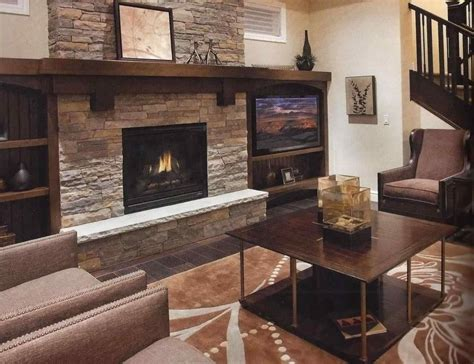 15 rustic stone fireplace ideas selection page 2 of 3