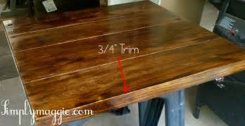 Rough Cut Bar Tops Diy Wide Plank Butcher Block Counter Tops Simplymaggie Com