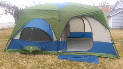 high appalachian two room cabin screen tent mp4