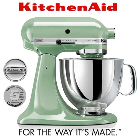 Mixer Kitchenaid kitchenaid artisan stand mixer 5ksm150ps pistachio ka