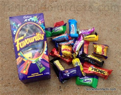 Cadbury Favorites cadbury heroes and cadbury favourites ten random facts