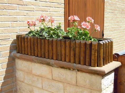 vasi fiori esterno portafiori in legno vasi fioriere