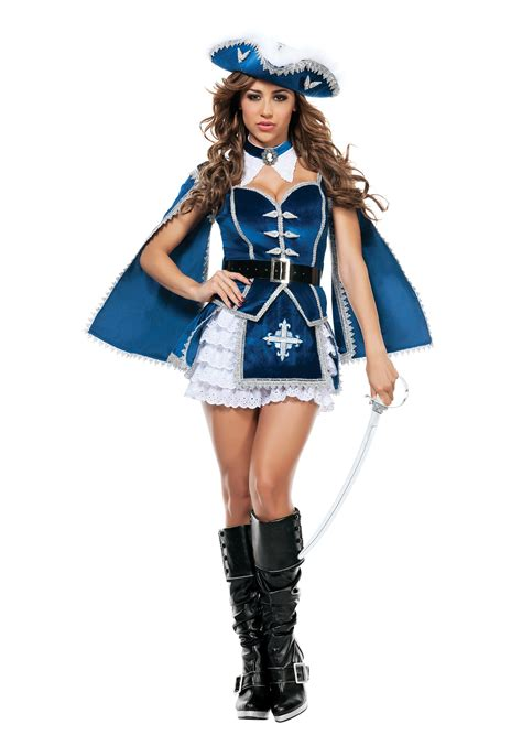 womens costumes s all for you musketeer costume