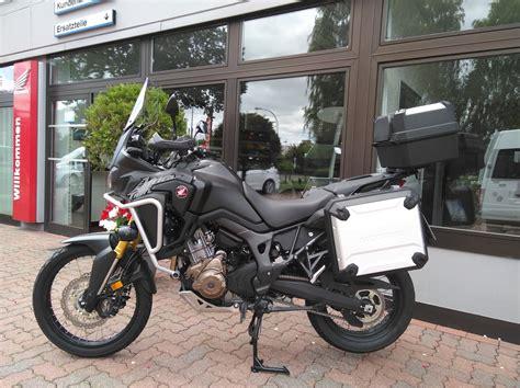 Motorrad Honda Bad Oldesloe by Details Zum Custom Bike Honda Crf1000l Africa Twin Dct Des