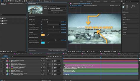 After Effects Cc Quelles Nouveaut 233 S Video Design Formation Adobe After Effects Cc Templates