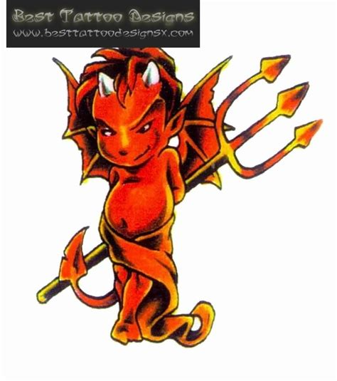 red devil tattoo designs tattoos designs images