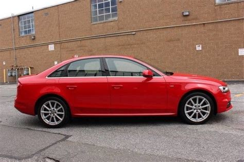 Audi A4 Warranty by Beautiful 2014 Audi A4 2 0t Quattro Only 21 143 S