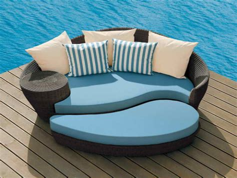 furniture modern pool furniture ideas comfortable pool