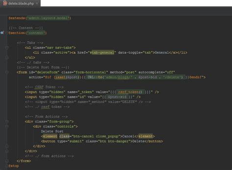 Modification Syntax by Laravel Development Using Phpstorm Phpstorm Confluence