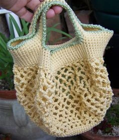 crochet string bag pattern uk 1000 images about string bags on pinterest produce bags