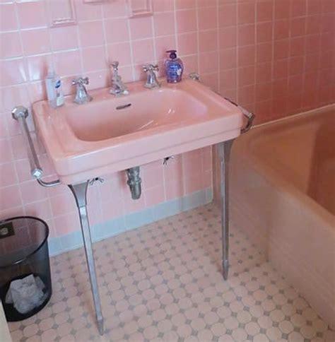 chrome legs for bathroom sink best 25 pink bathroom decor ideas on white