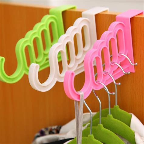 hooks without nails multi function door hanger sundries clothes hook without