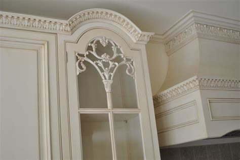 Mullion Kitchen Cabinet Doors by Cabinet Carved Glass Mullion Door Traditional