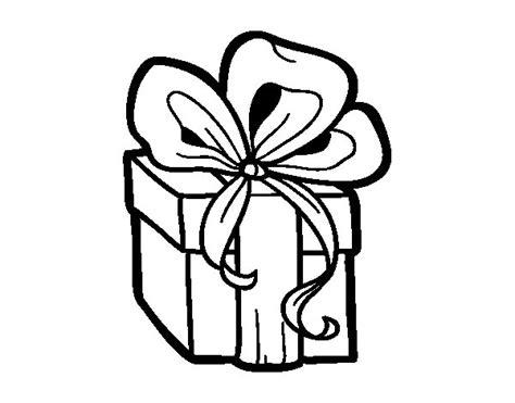 dibujos de navidad para colorear net dibujo de regalo de navidad para colorear dibujos net