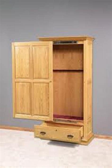 built in gun cabinet how to build your own gun cabinet gun cabinet