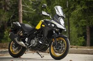 650 Suzuki V Strom 2017 Suzuki V Strom 650 And 650xt Review 10 Fast Facts