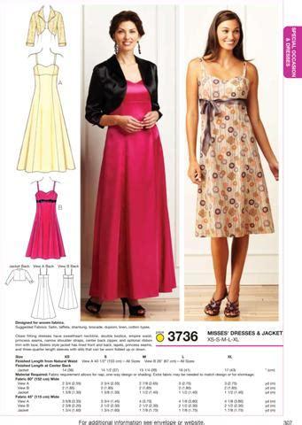 dress pattern kwik sew kwik sew 3736 dresses jacket