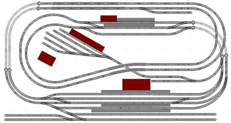 peco layout design software model train layouts track plans with peco tracks