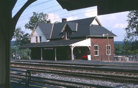 former penn rr downingtown depot demolished by a in