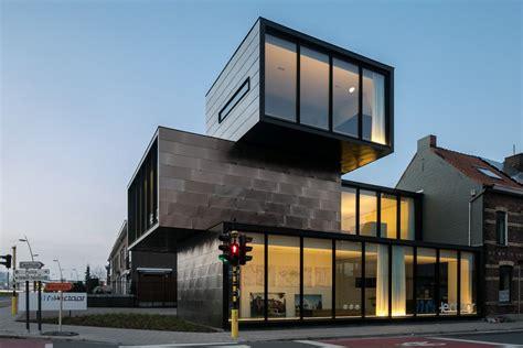 hectaar office building in belgium e architect