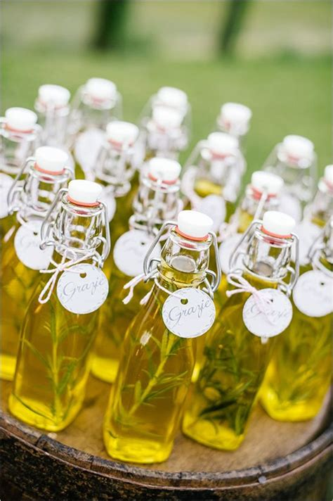 Simple Wedding Giveaways - 25 best ideas about olive oil favors on pinterest italian wedding favors useful