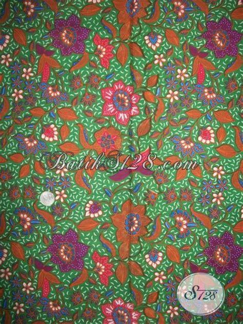 Batik Bolero Motif Bunga Hokokai Murah kain batik murah motif bunga bunga modern warna kain