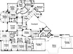 luxury master bedroom floor plans single story house plans with courtyard mexzhouse com