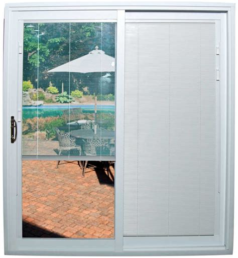 Sliding Glass Door Blind How To Choose Sliding Door Blinds The Right Way