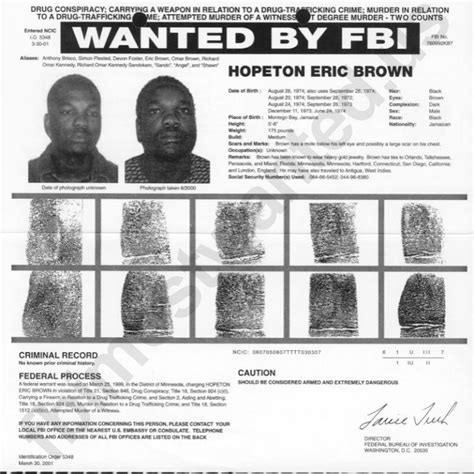 poster template 187 fbi wanted poster template poster