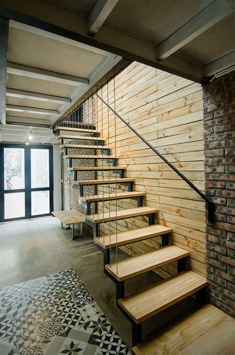 small home maximizes space  ventilation   cool atrium