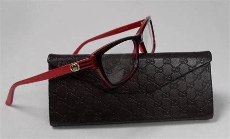Frame Gucci 3562 Is gucci gg 3562 l9c s 53 eyeglasses plastic rx frame authentic ebay