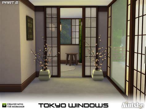 tokyo windowsdoors    sims