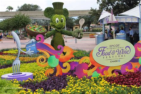 Orlando Rental Homes Vacation - the international food and wine festival at epcot