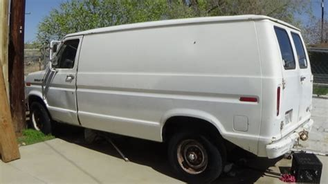 how cars engines work 1984 ford e250 auto manual 1984 ford econoline 300 1 ton van with 460 auto needs engine work recent tran