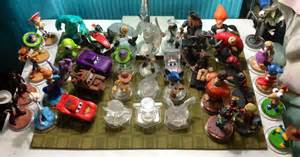 All The Disney Infinity Characters My Disney Infinity 1 0 Characters By Firegirl1995 On