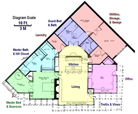 14 dream earth sheltered home floor plans photo house earth sheltered home plans house house plans 77488