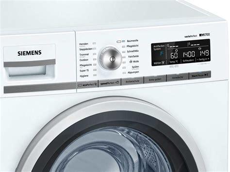 Waschmaschine Und Trockner übereinander Siemens by Siemens Wm14w540 Stand Waschmaschine Wei 223 F 252 R 774 90 Eur