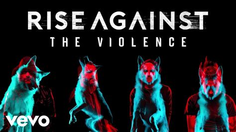 Against The rise against the violence audio