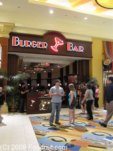 top bar burger menu burger bar las vegas restaurant las vegas 89119 mandalay bay