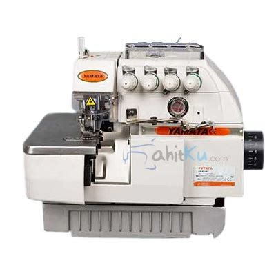 Mesin Obras Jarum 4 mesin obras benang 4 yamata fy747a untuk segala bahan