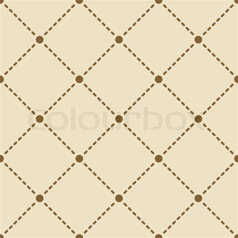 simple pattern brown simple brown seamless wallpaper pattern vector